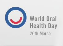 World Oral Health Day Logo